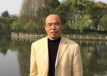 上海车秘书租车公司总经理李键致词